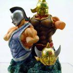 戦いの神・平和の神 シークレット