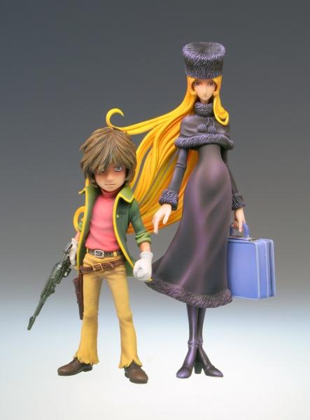 メーテル&星野鉄郎1P