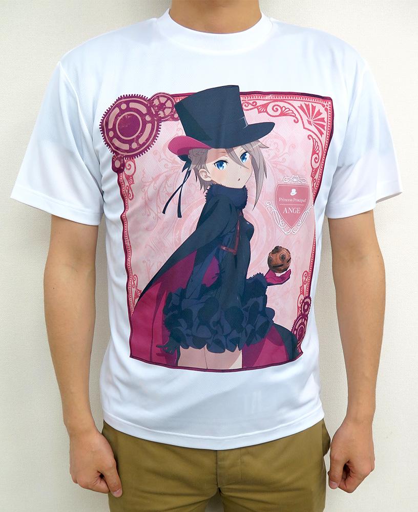 プリプリ4CTシャツ