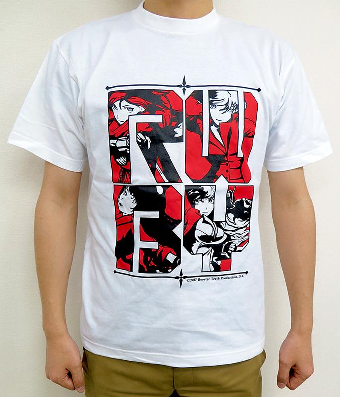 RWBYシャツ1